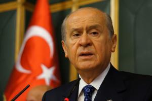 MHP Lideri Devlet Bahçeli İstifa Etmeli