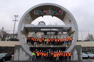 Avrasya Tüneli'ne Mustafa Kemal ATATÜRK'ün Adı Verilsin!