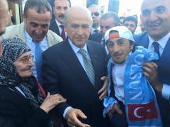 Milliyetçi Hareket Partisi: Bozkurtlar Istanbul'u fethediyor...