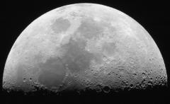 Çok İyi Zamanlanmış Ay Fotoğrafları