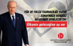 """Milliyetçi Hareket Partisi: Her Vaadimiz """"#DevletSÖZÜ"""""""