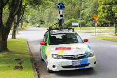 Google Street View'dan Korkunç Fotoğraflar