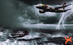 'Bermuda Şeytan Üçgeni'nden Sağ Kurtulan Pilot