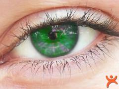 Renkli Göz Kısırlık Belirtisi mi?