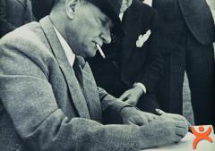 Atatürk En Karizmatik Fotoğrafları
