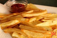 Kızarmış Patates ve Yanmış Tost Kanser Yapabilir!