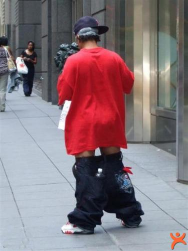 Pantolon Giyme Konusunda Sınırları Zorlayanlar!