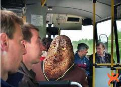 Toplu Taşımadaki En İlginç İnsanlar!