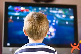 Çocuğunuza Televizyon İzletirken Bir Kez Daha Düşünün!