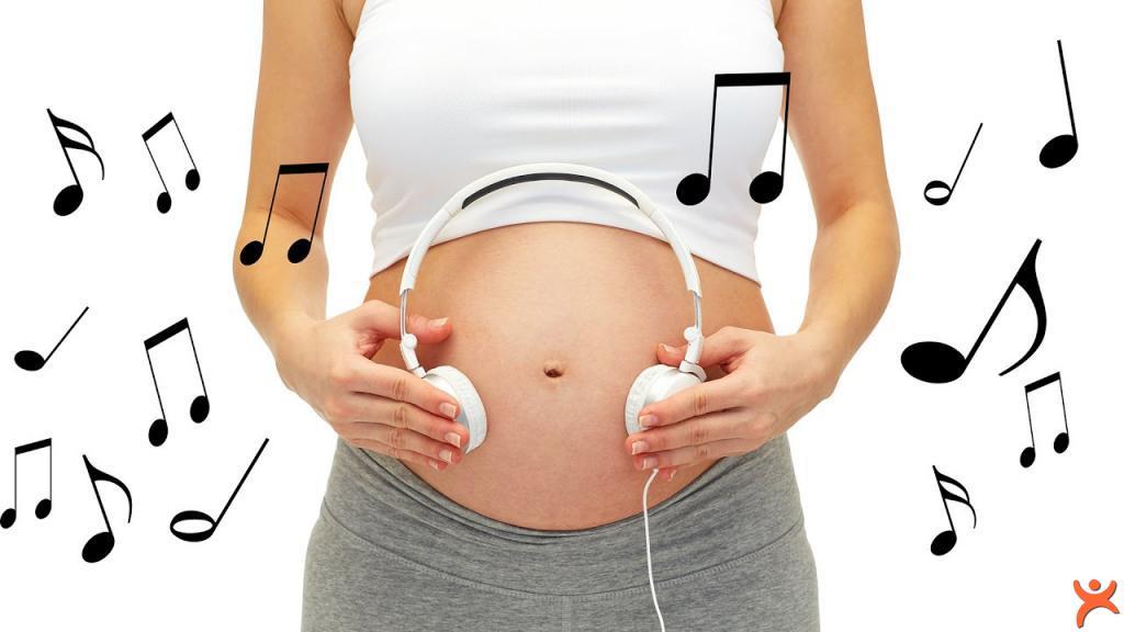 Bu Müzikler Anne Karnında Kalp Ritmini Bozuyor!