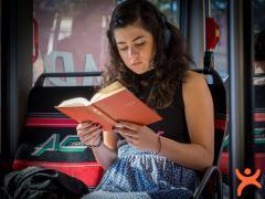 Arabada Kitap Okurken Mideniz mi Bulanıyor?