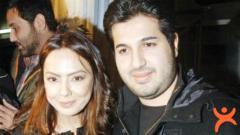 Ebru Gündeş ile Reza Zarrab (Rıza Sarraf) Boşanıyor mu?
