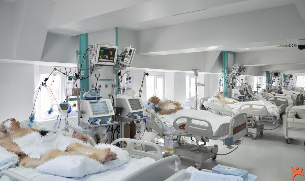 Hastanelerde Yoğun Bakım Vurgunu!