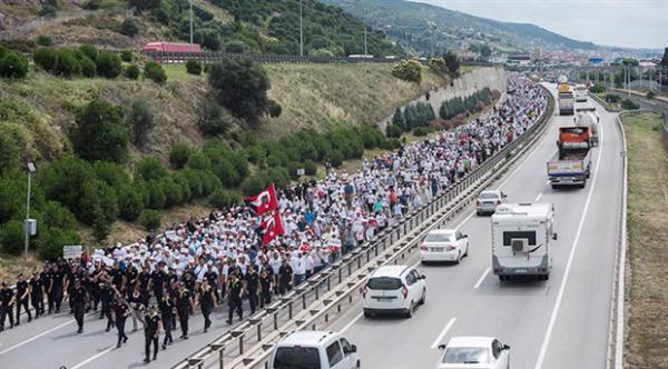 Kılıçdaroğlu'nun adalet yürüyüşü hakkında ne düşünüyorsunuz?