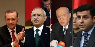 Sizce en güvenilir parti lideri hangisi?