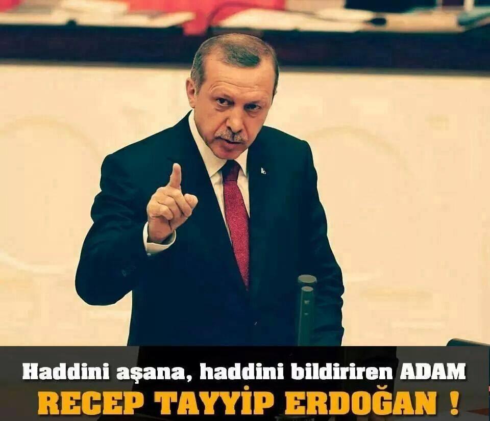 Recep, Tayyip ve Erdoğan